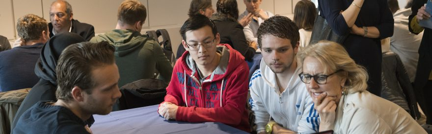 Foto bij Erasmus Challenge