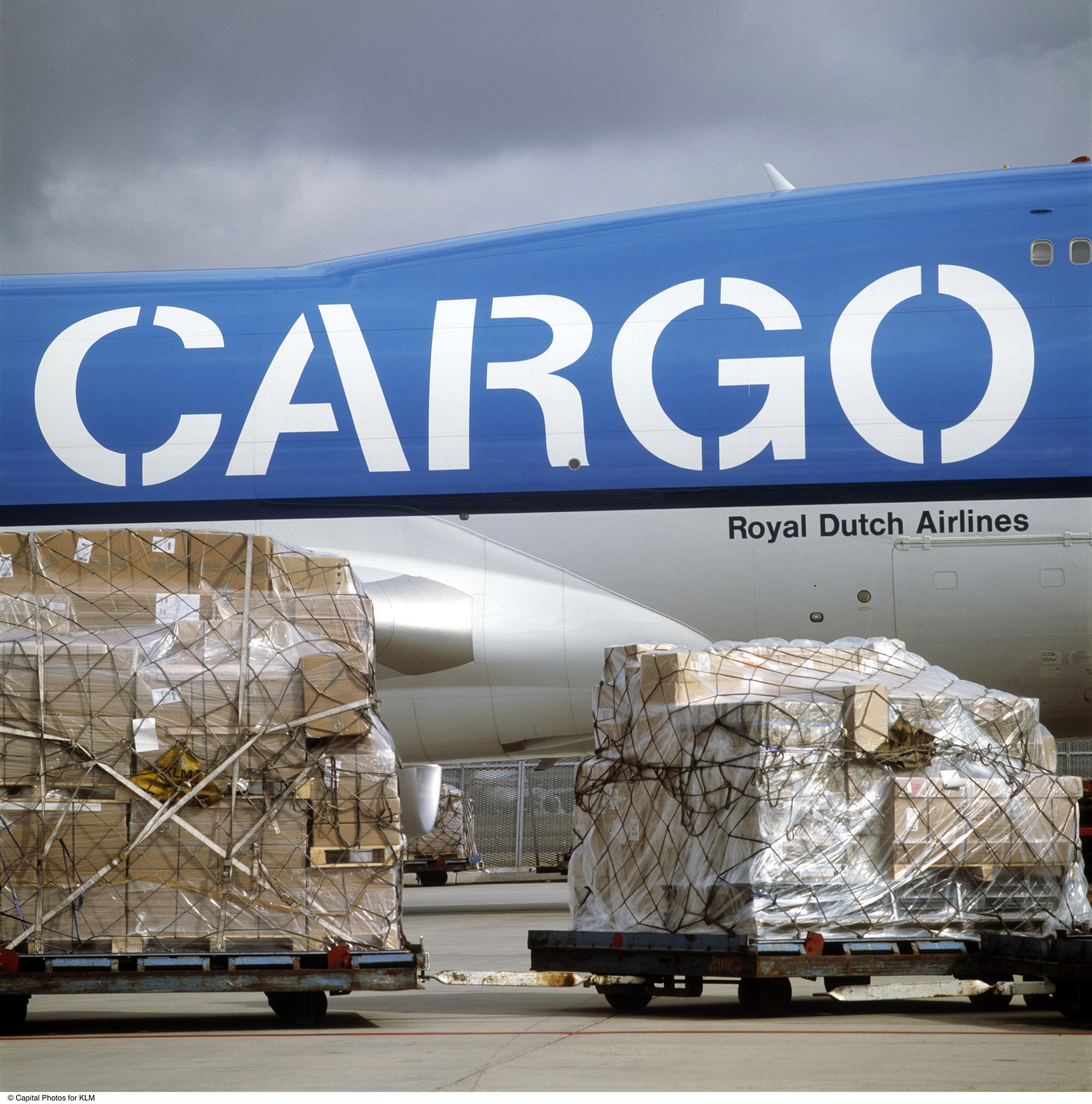 KLM Cargo vracht