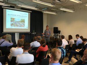 Presentatie tijdens Masterclass City & Mainport Logistics