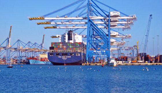 schip maritieme logistiek