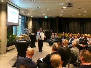 Walther Ploos van Amstel over logistiek planner toekoms