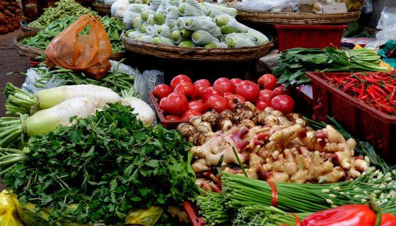 plaatje bij onderzoek voedsellogistiek